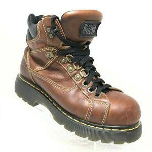 Dr Martens Industrial Heritage 8845 Steel Toe Boot